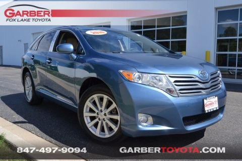 Pre-Owned 2010 Toyota Venza Base AWD