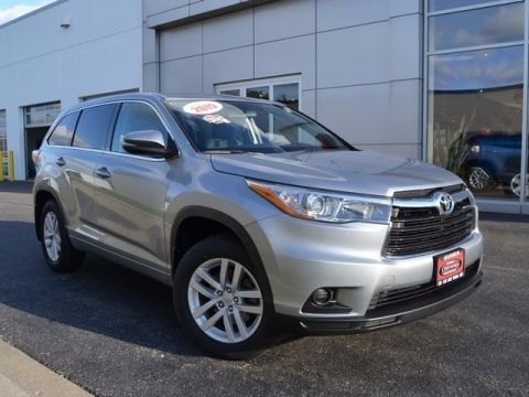 Certified Pre-Owned 2015 Toyota Highlander LE V6 AWD