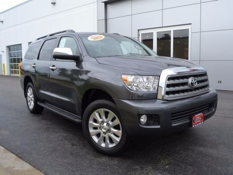 Certified Pre-Owned 2013 Toyota Sequoia Platinum 4WD