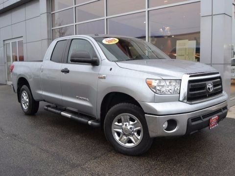 Certified Pre-Owned 2012 Toyota Tundra Grade 4WD