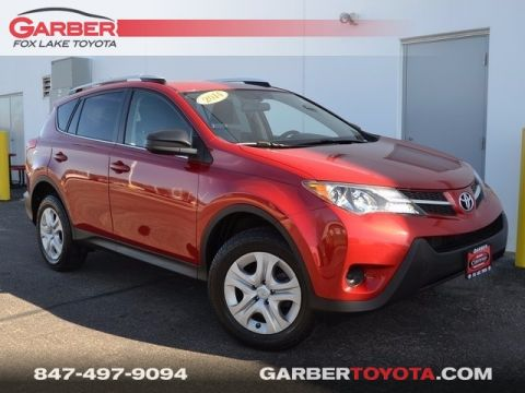 Certified Pre-Owned 2014 Toyota RAV4 LE AWD